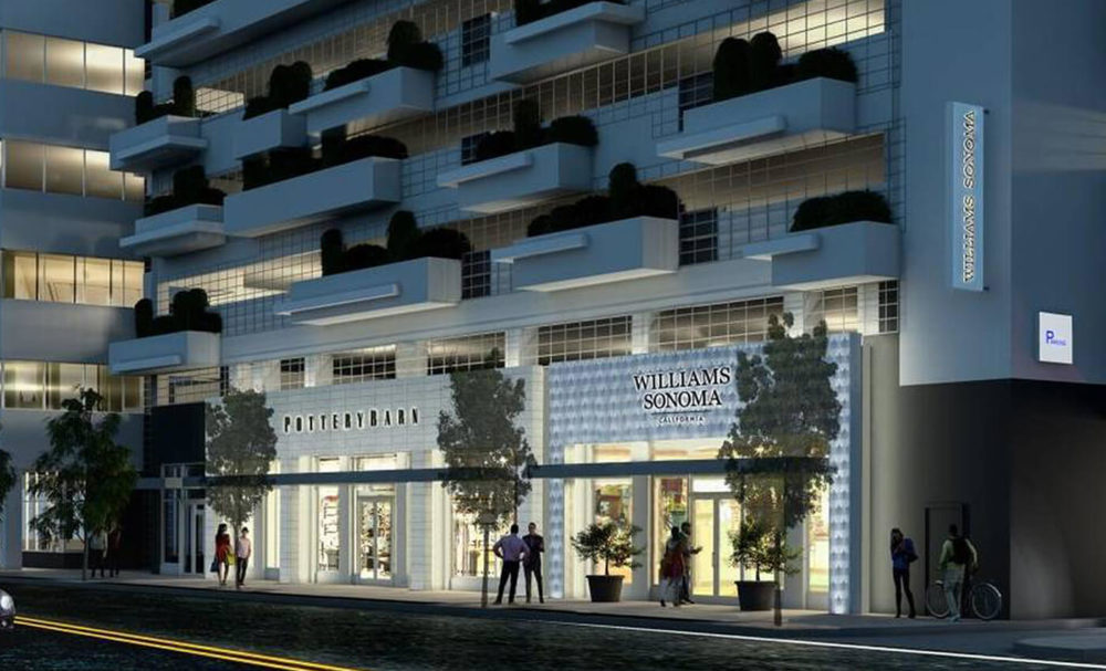 Pottery Barn reopens on Miami Beach's Lincoln Road